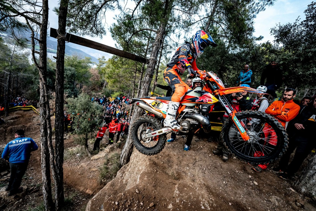 Josep García domina la Bassella Race 1