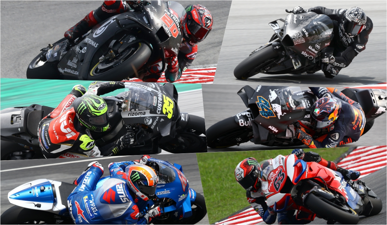 Análisis test Sepang: MotoGP 2020, cosa de seis
