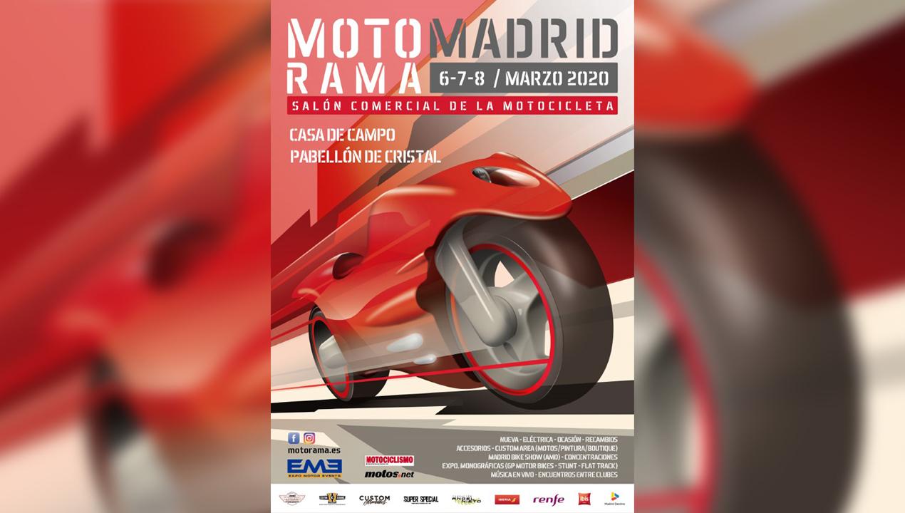 Motorama Madrid 2020 calienta motores