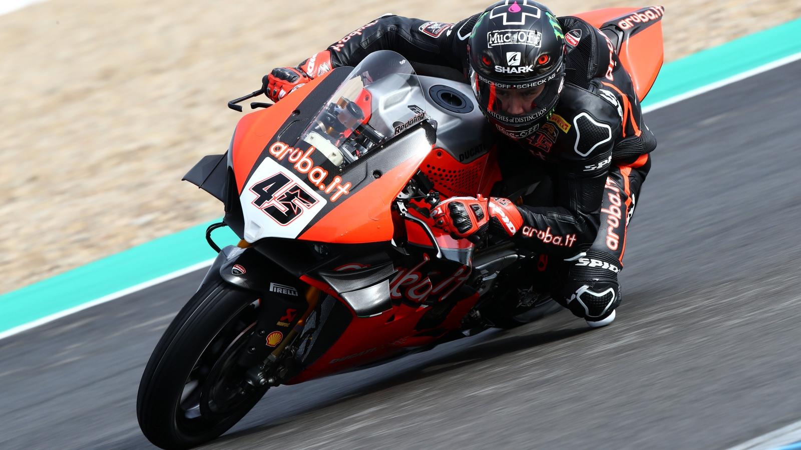 La Ducati Panigale V4R y la solución Scott Redding al 'problema Álvaro Bautista'