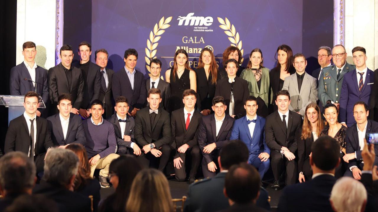 Gala de Campeones del Mundo de la RFME