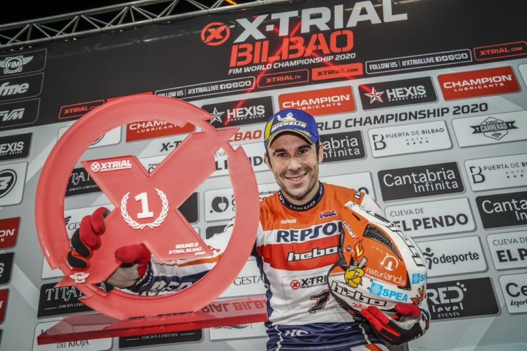 """ImBoutible"". Bou domina en el X-Trial de Bilbao y sigue invicto."
