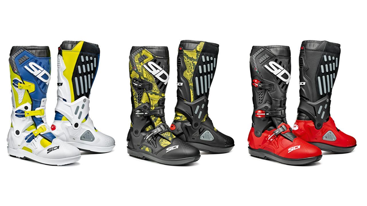 SIDI Atojo, nuevas botas off road