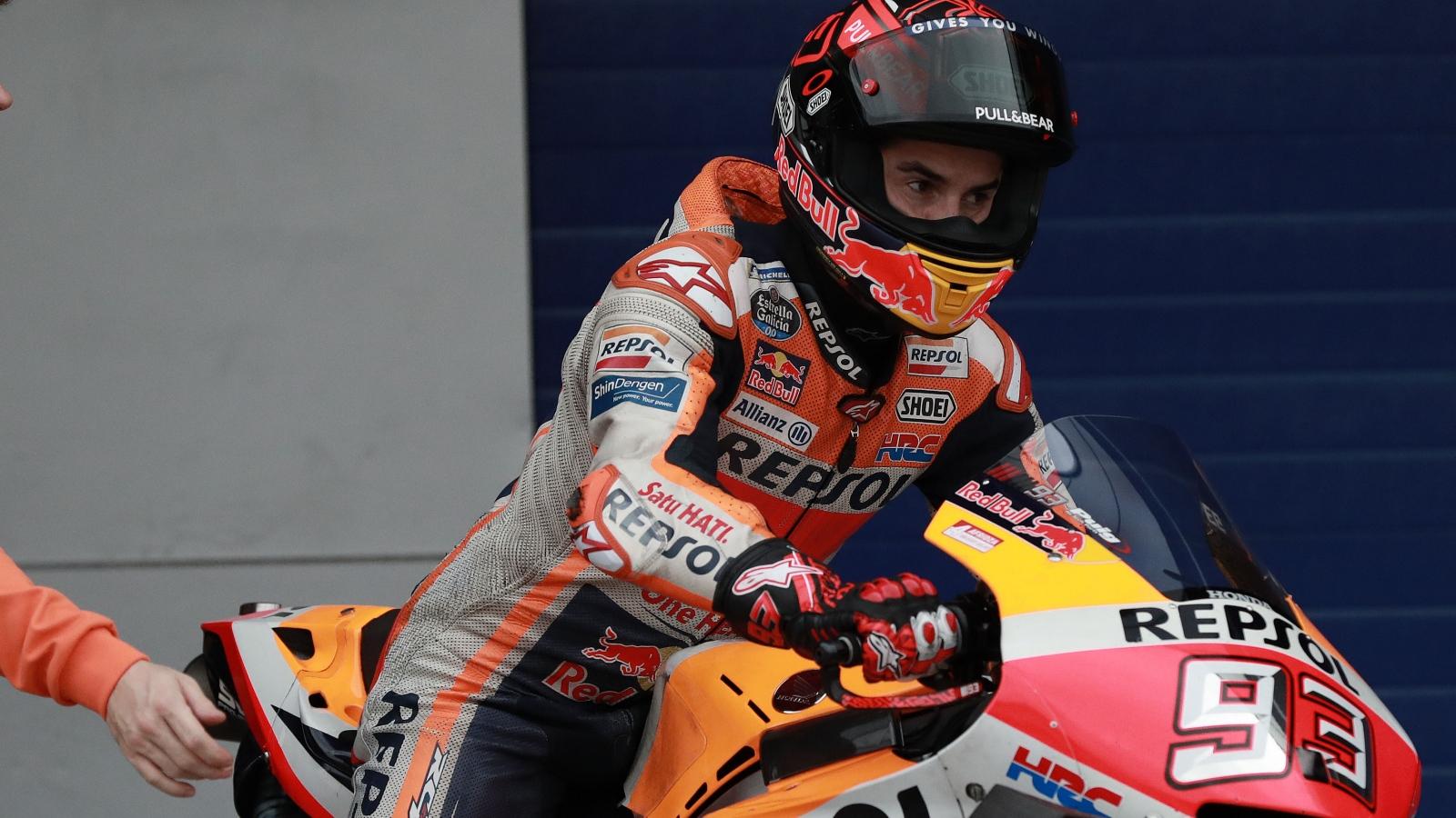 Marc Márquez y Honda, una hipoteca a cinco años para pulverizar la historia de MotoGP