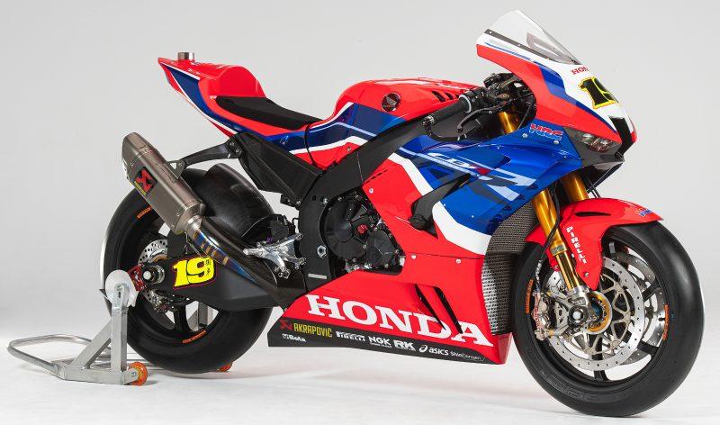 Vuelve a ver la presentación Honda CBR1000RR-R Mundial Superbike 2020
