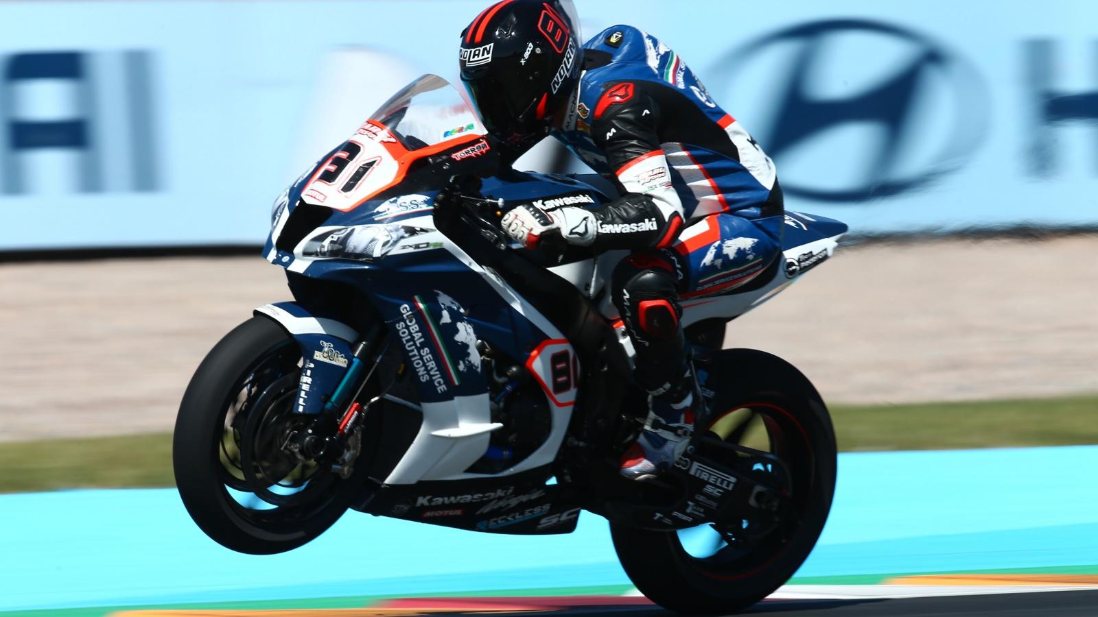 Jordi Torres disputará el Mundial de Superbike 2020 con una Honda CBR1000RR-R