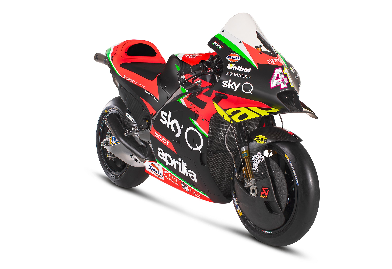 Vuelve a ver la presentación de la Aprilia RS-GP para MotoGP 2020