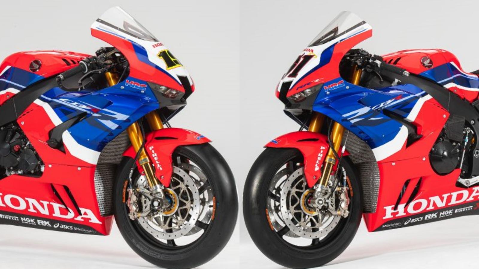 La Honda CBR1000RR-R de Álvaro Bautista y Leon Haslam para Superbike 2020