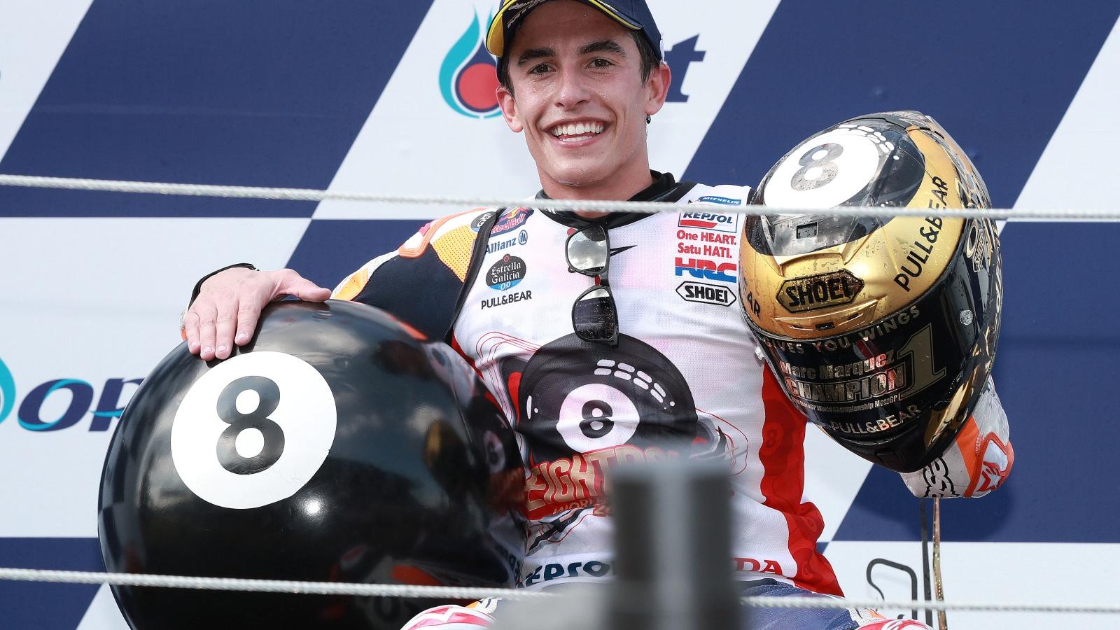 El motivo por el que Marc Márquez no necesita irse de Honda para demostrar nada