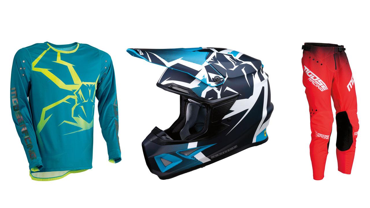 Moose Racing, colección de equipamiento off road primavera 2020