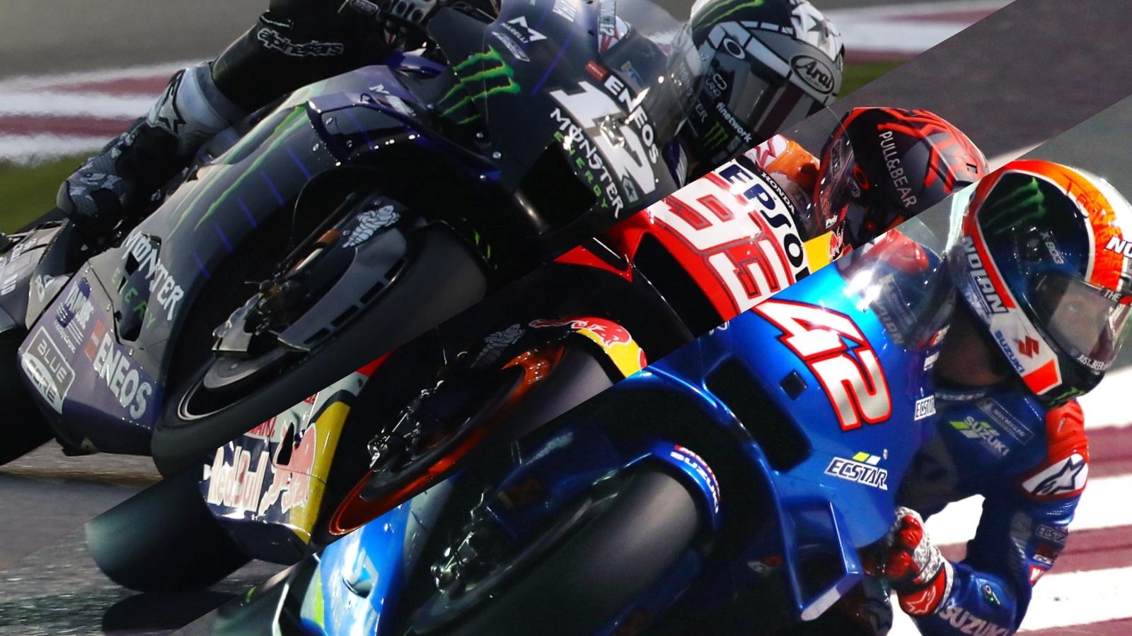 Análisis test Qatar: MotoGP 2020 ante la amenaza de un nuevo orden Mundial