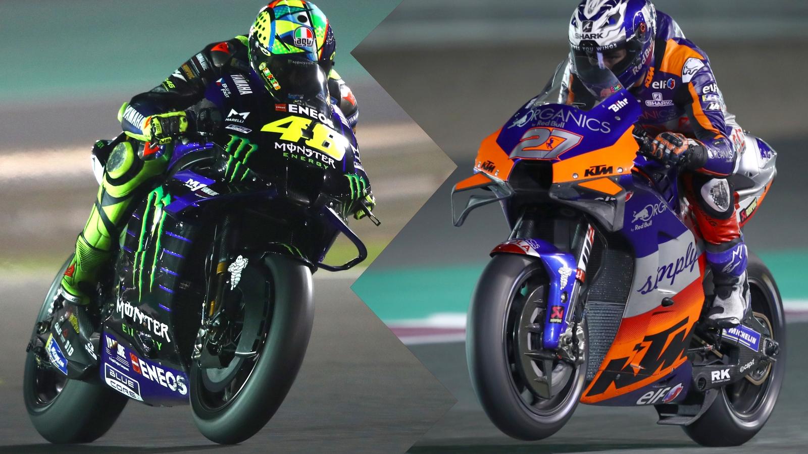 Las edades de MotoGP 2020: cuatro décadas de Valentino Rossi a Iker Lecuona