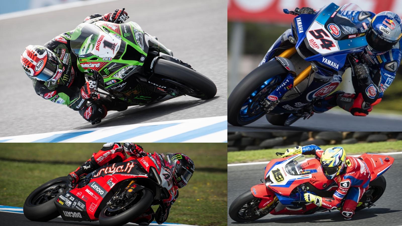 Superbike 2020: pilotos, motos, equipos, calendario, 3 españoles y cinco favoritos