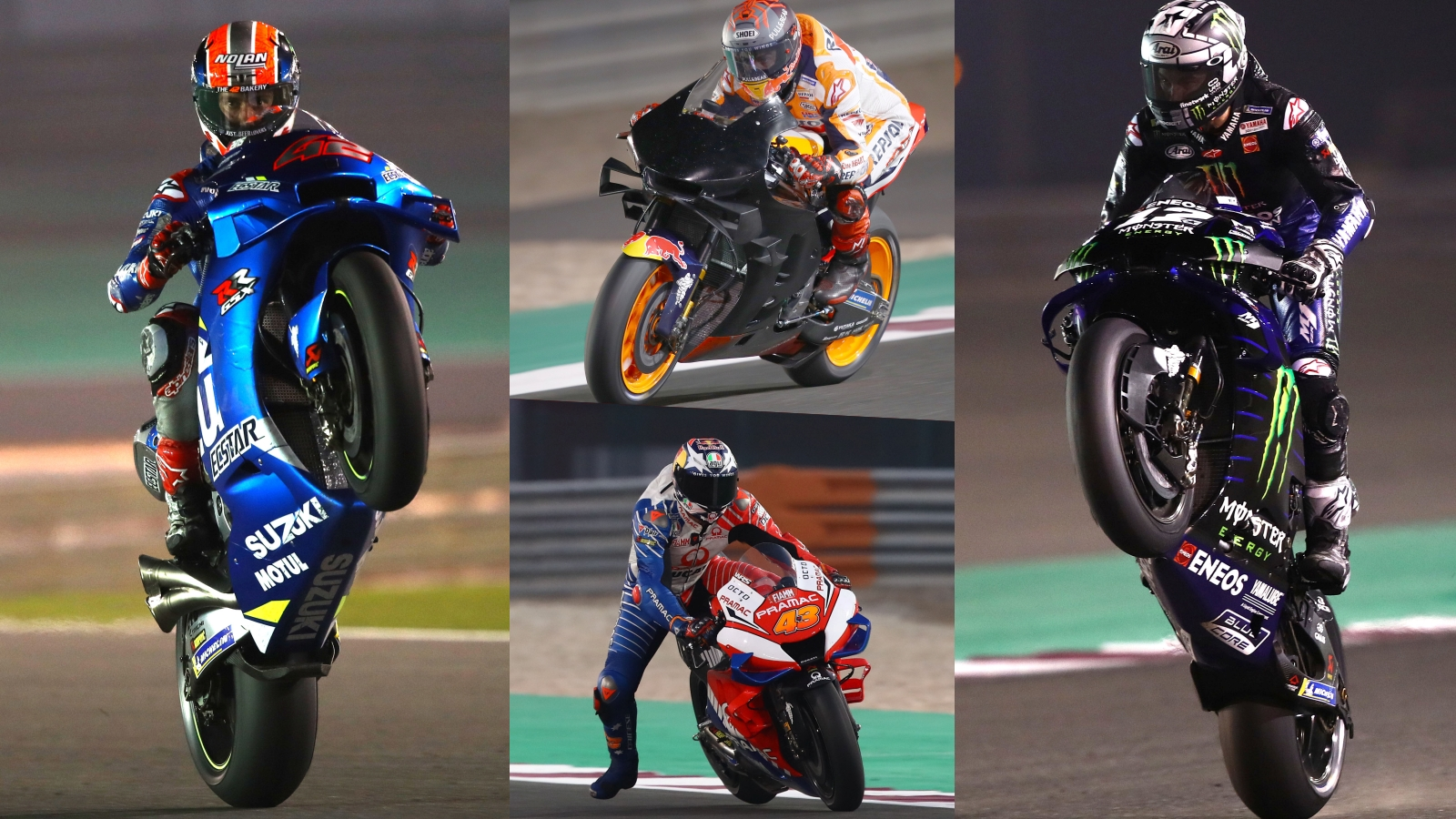MotoGP 2020: Yamaha asusta, Suzuki ilusiona, Ducati despista y Honda tira sobre la bocina