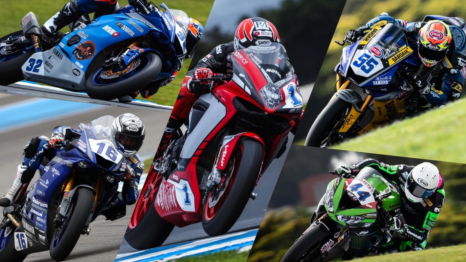Supersport 2020: pilotos, motos, equipos, calendario, 3 españoles y cinco favoritos