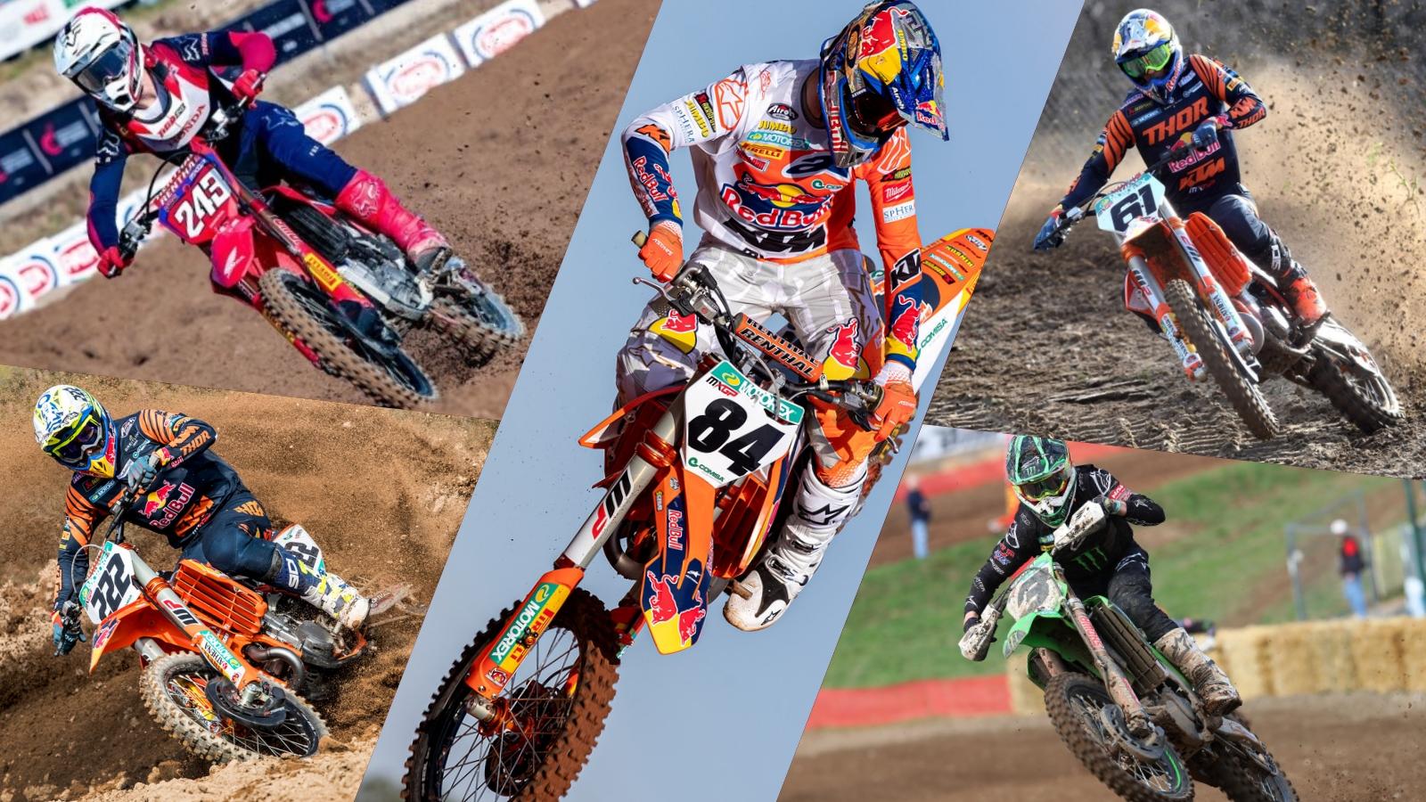 MXGP y MX2 2020: pilotos, motos, equipos, calendario, 3+1 españoles y cinco favoritos