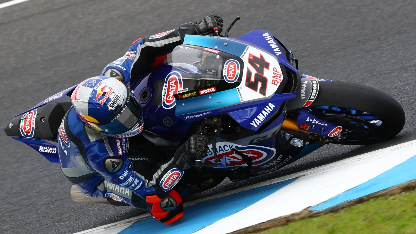 Toprak Razgatlioglu gana a Alex Lowes y Scott Redding una carrera memorable en Australia