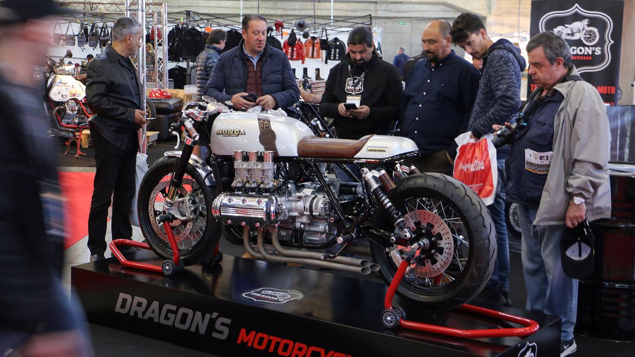 Madrid Bike Show o el homenaje a la cultura custom en Motorama 2020