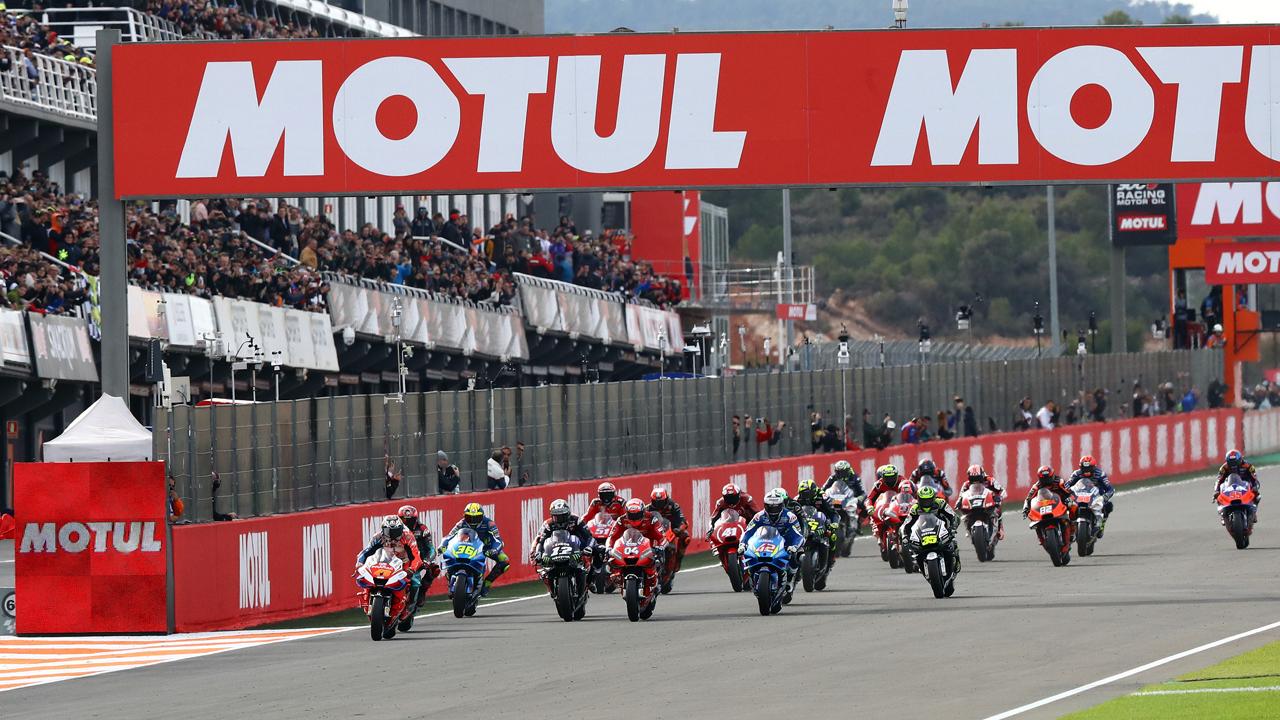 Nuevo calendario de MotoGP: Austin por Valencia, que se atrasa una semana