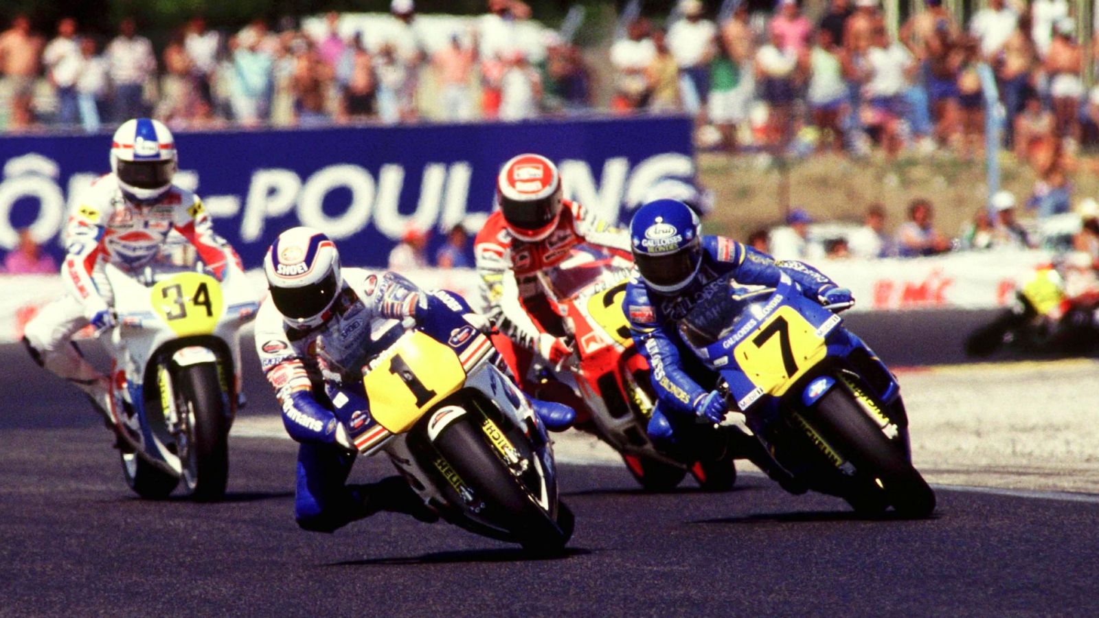 20 carreras históricas de 500cc y MotoGP completas y gratis