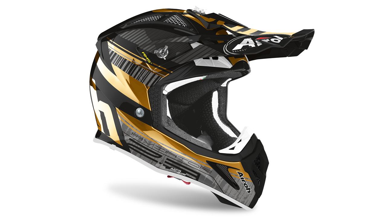 Gama de cascos off road Airoh 2020