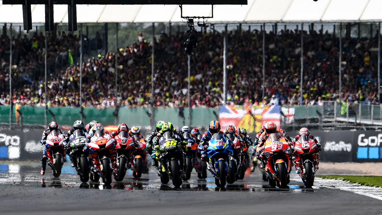 Calendario de MotoGP 2020 o la cuadratura del círculo