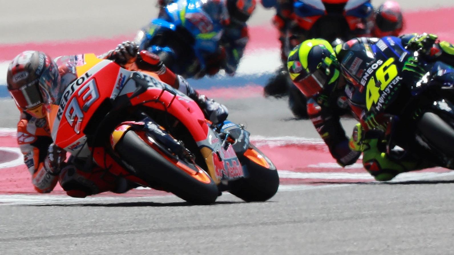 Las estrellas de MotoGP 2020 disputarán la primera Carrera Virtual de la historia