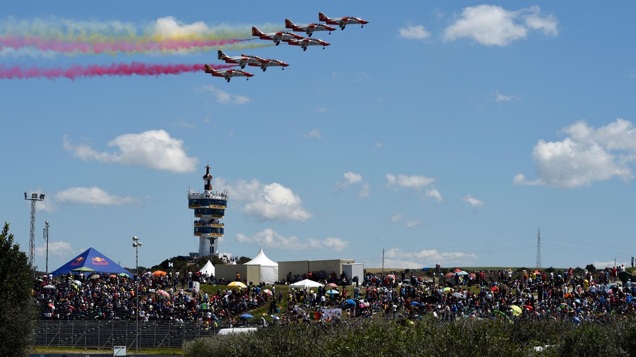 Oficial: Se aplaza el Gran Premio de España en Jerez