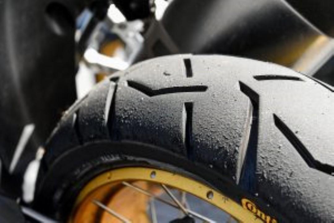 Garantía para neumáticos de moto