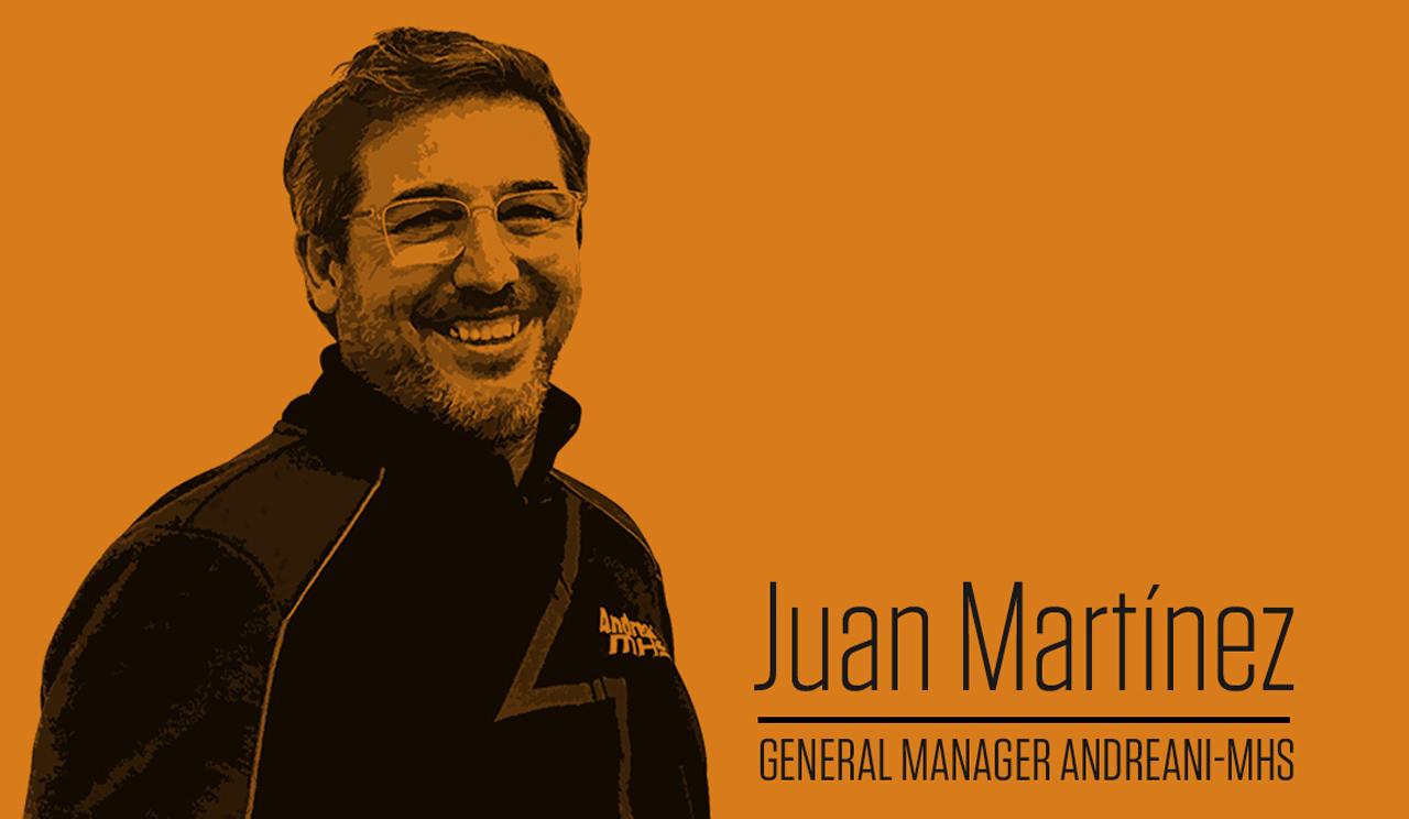 Montaje y desmontaje, la columna de Juan Martínez