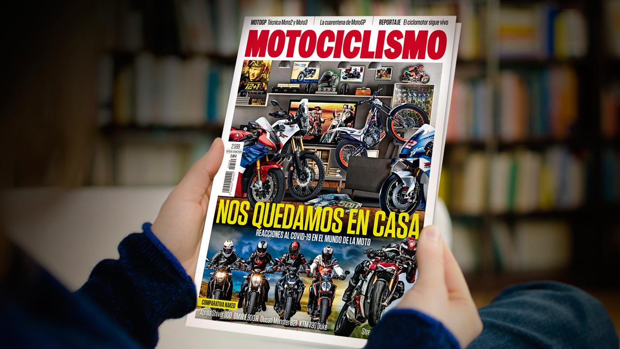 MOTOCICLISMO 2.599, contenidos y sumario de la revista