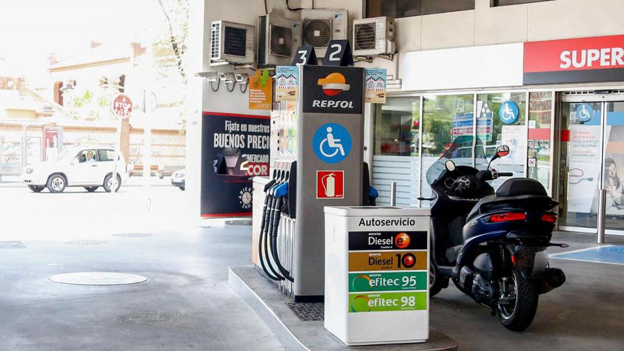 Las gasolineras piden el cierre por el coronavirus
