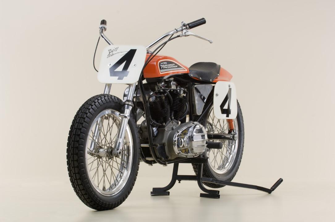 La XR750 de Harley-Davidson cumple 50 años