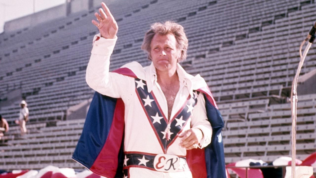Evel Knievel: una vida más allá del límite