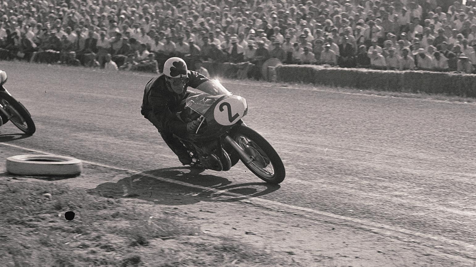 Subcampeones de leyenda (7): Reg Armstrong