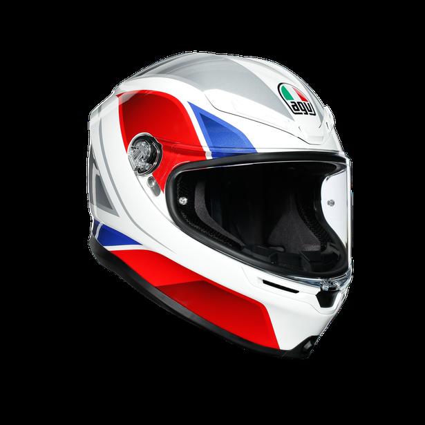 AGV K6, un casco para todo uso desarrollado con la tecnología de MotoGP
