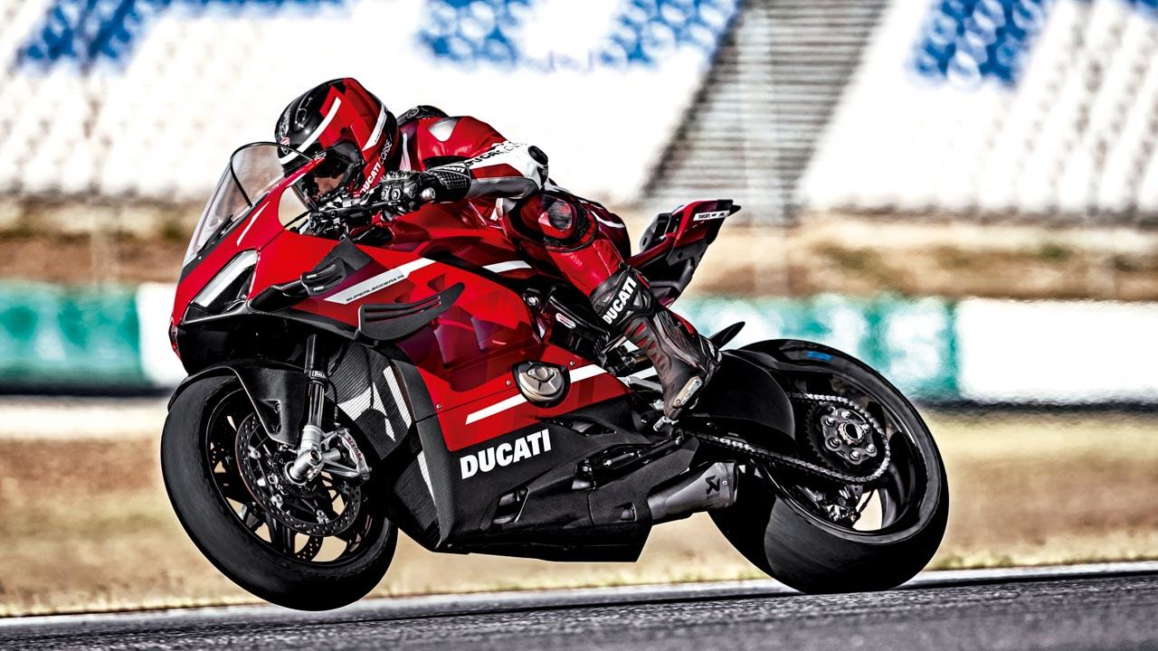 Análisis Ducati Superleggera V4