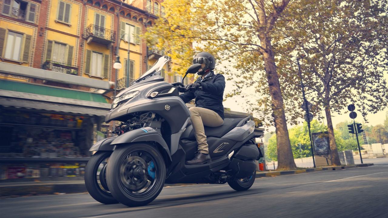 Análisis, características y ficha técnica del nuevo Yamaha Tricity 300