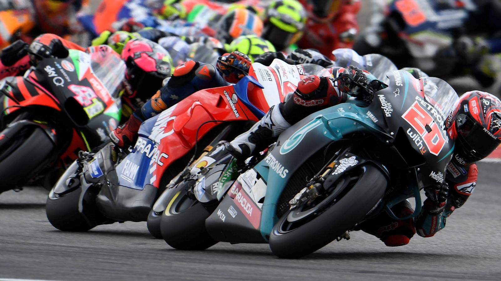 Dorna sale al rescate financiero de los equipos de MotoGP, Moto2 y Moto3