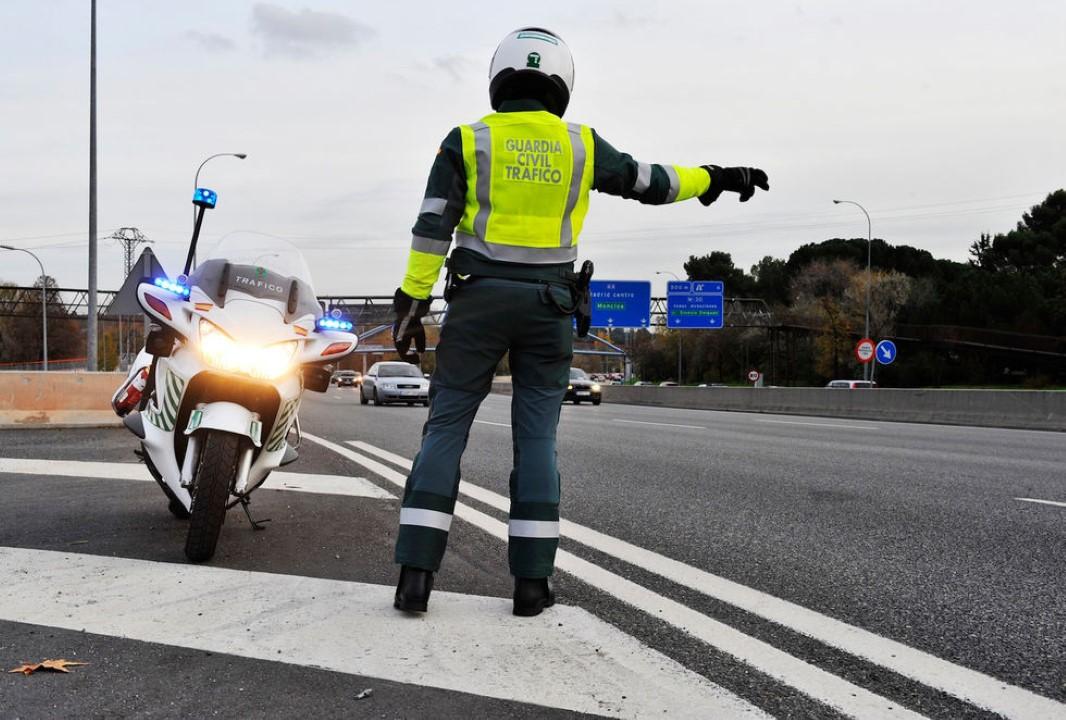 Guardia Civil y DGT intensifican los controles para frenar salidas en Semana Santa