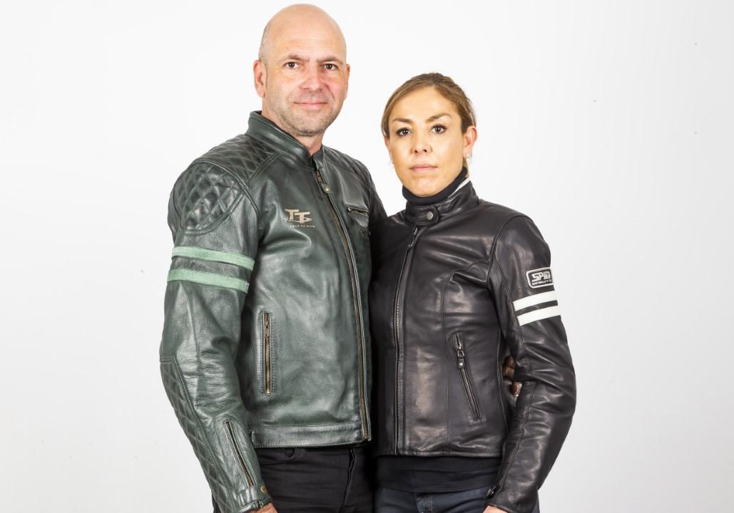 Analizamos 15 chaquetas de cuero para moto