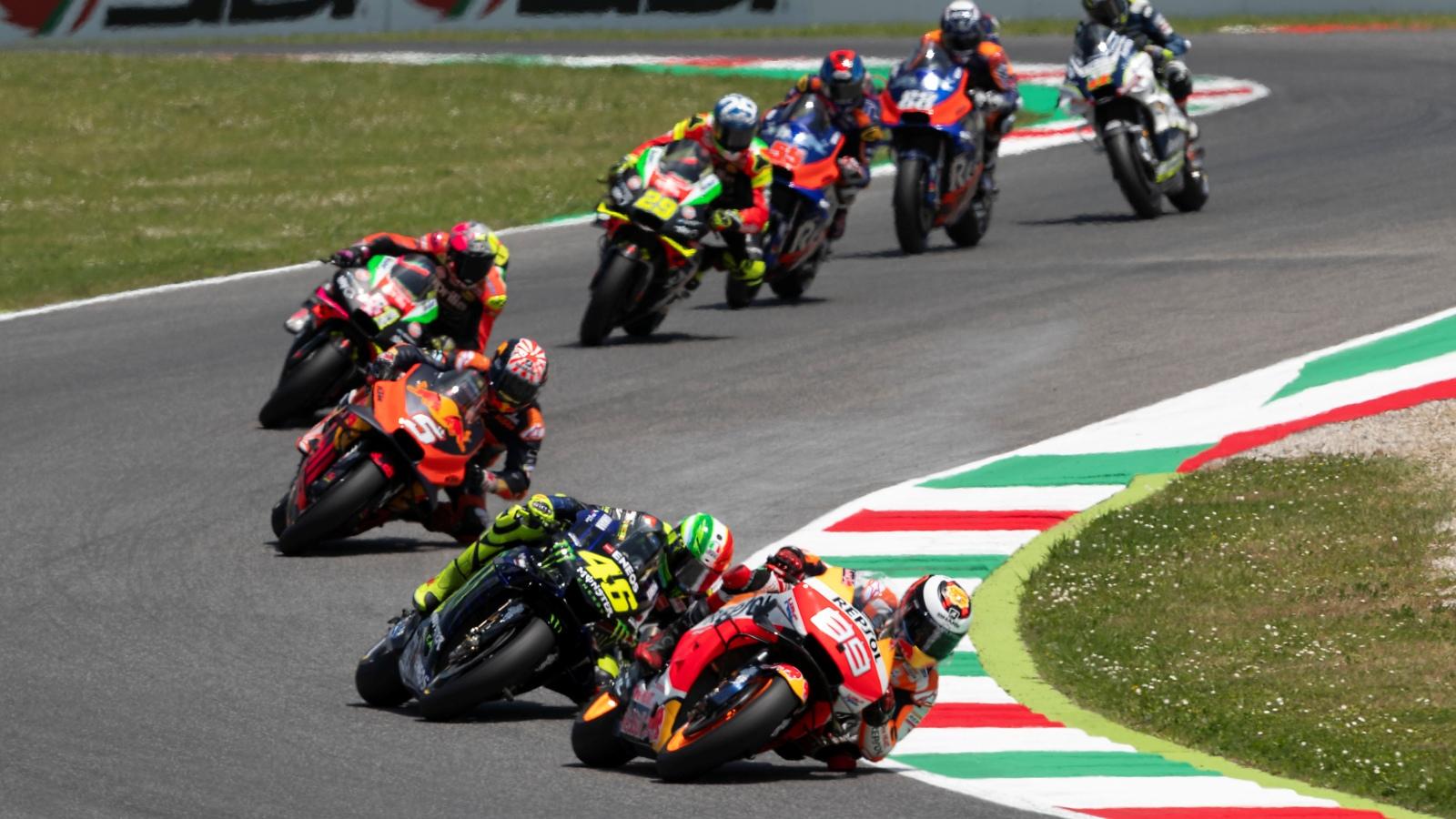 Aplazados el GP de Italia y el GP de Catalunya de MotoGP 2020