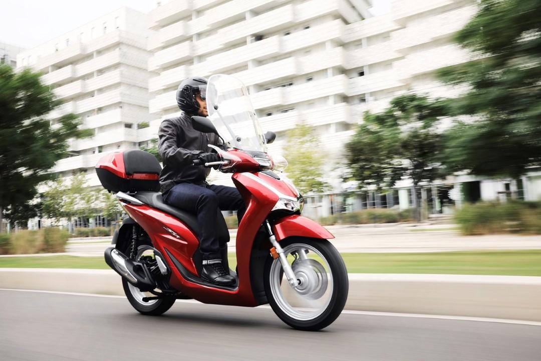 Análisis del Honda SH125i 2020