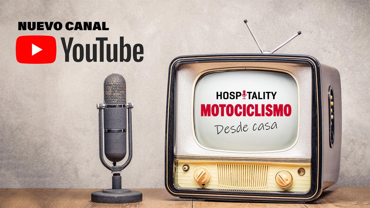 Arranca Hospitality MOTOCICLISMO, el nuevo canal de YouTube