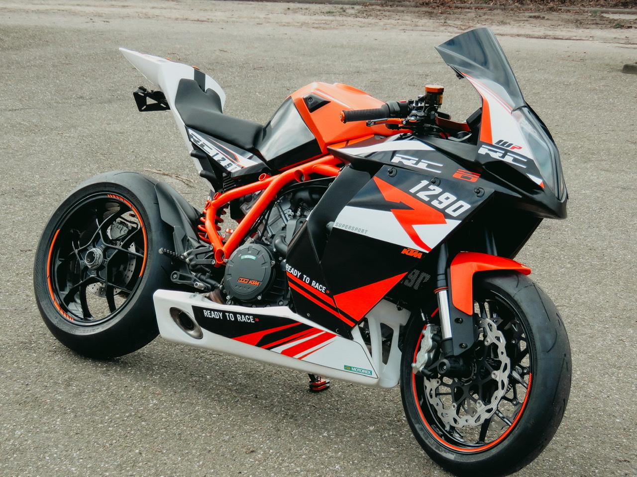 KTM 1290 RC8 R, la que podría ser la soñada nueva Superbike austriaca
