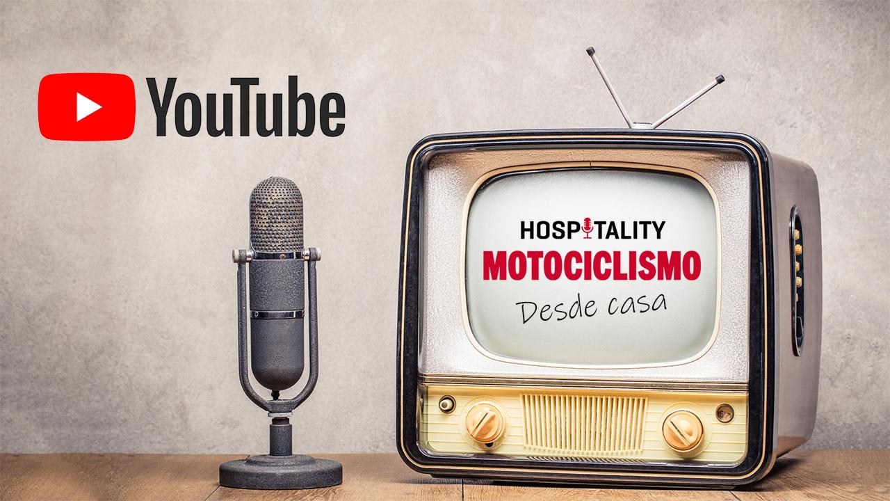 Hospitality MOTOCICLISMO 03: Las mejores carreras del Mundial de MotoGP