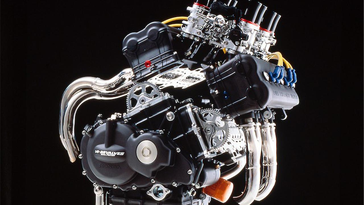 Innovación tecnológica en Honda (1). Diversidad mecánica