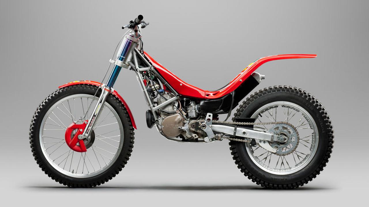 La última JJ-Cobas fue una moto de campo