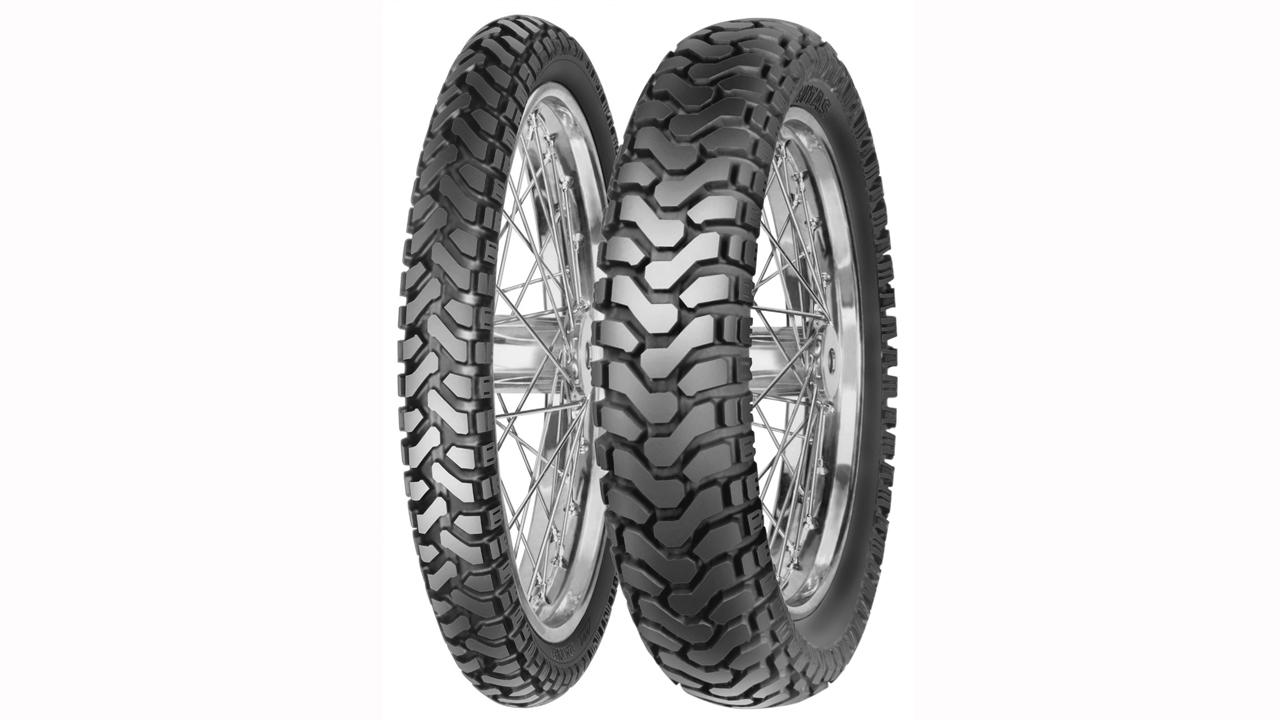 Mitas E-07, neumáticos trail