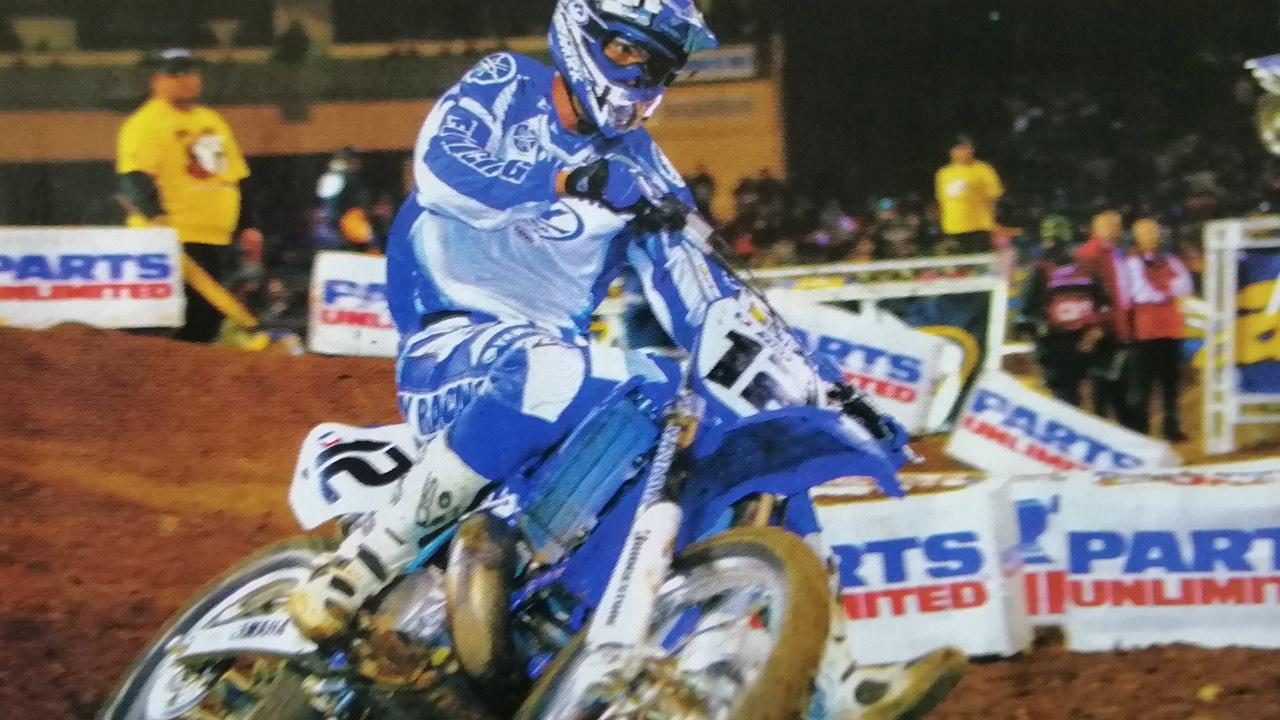 Hacer las Américas (4): pilotos de motocross europeos en Estados Unidos, David Vuillemin